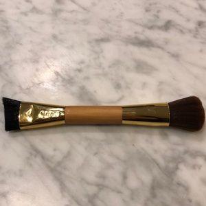 Tarte double sided makeup face brush